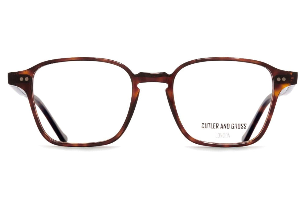 Cutler & Gross - 1360 Eyeglasses Dark Turtle