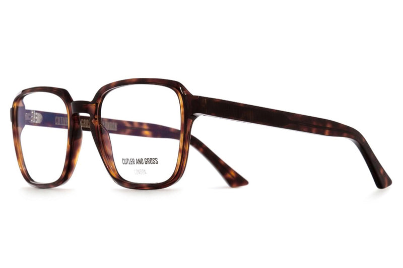 Cutler & Gross - 161 Eyeglasses Dark Turtle