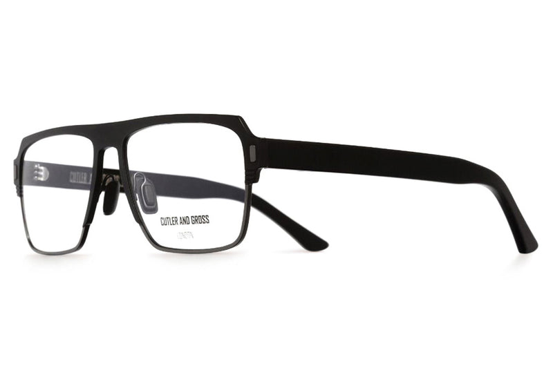 Cutler & Gross - 1364 Eyeglasses Black