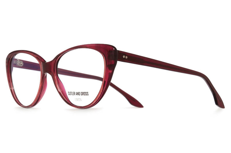 Cutler & Gross - 1370 Eyeglasses Red Mini
