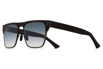 Cutler and Gross - 1366 Sunglasses Black