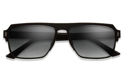 Cutler and Gross - 1364 Sunglasses Black
