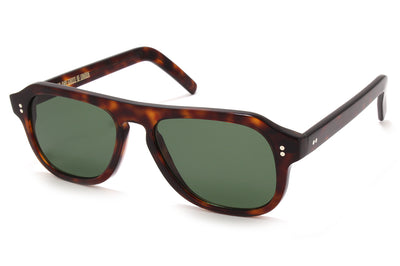 Cutler & Gross - 0822VS2 Sunglasses Dark Turtle