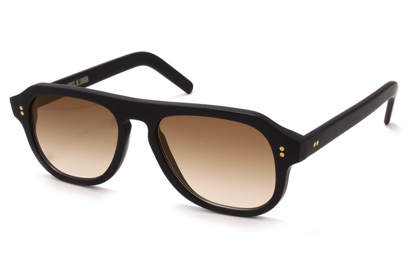 Cutler & Gross - 0822VS2 Sunglasses Matte Black