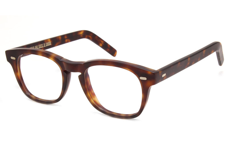 Cutler & Gross - 1046 Eyeglasses Matte Dark Turtle