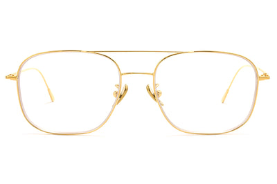 Cutler & Gross - 1267 Eyeglasses Gold Plated