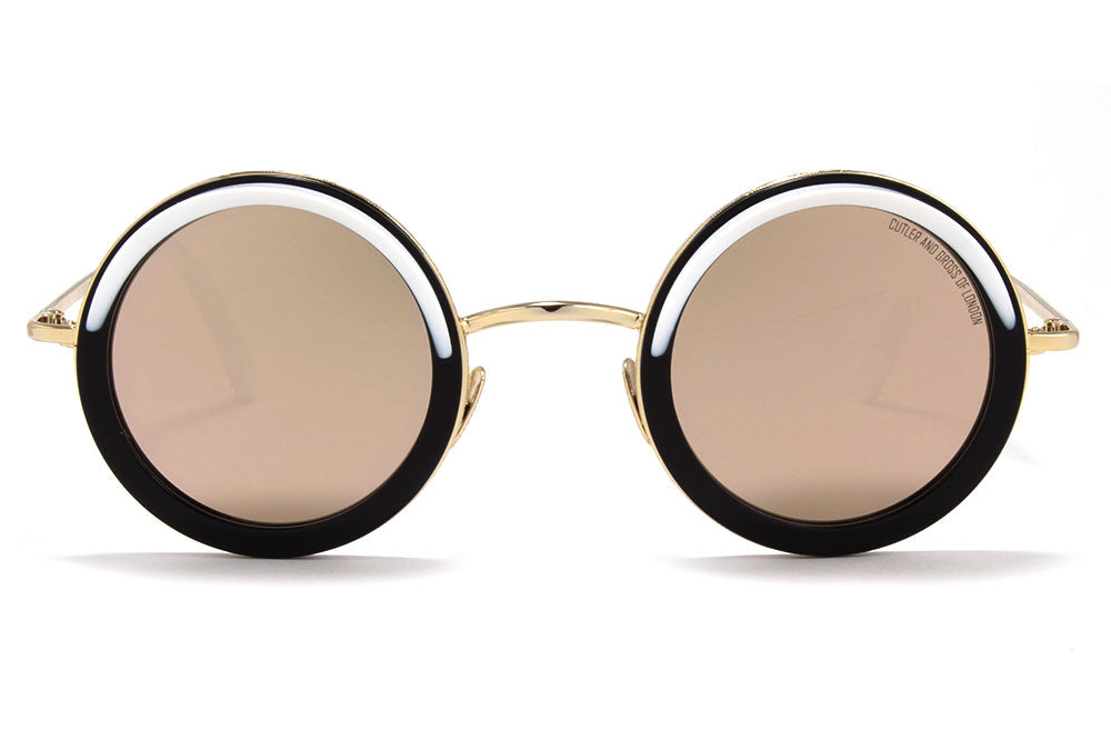 Gold Metal with Rose Gold Lenses (01)