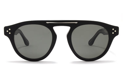 Cutler and Gross - 1292 Sunglasses Black