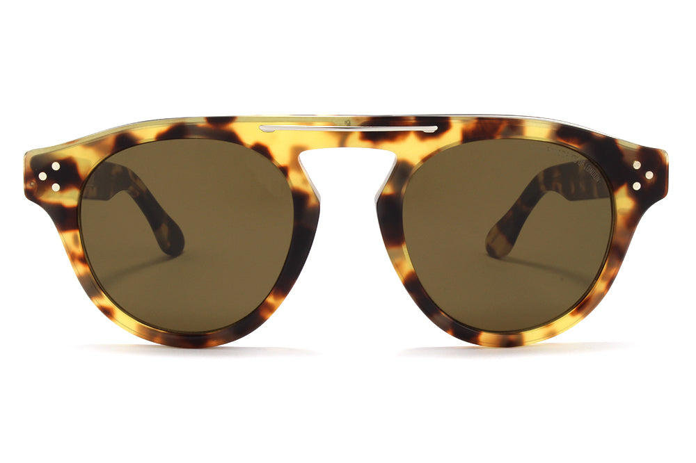Cutler and Gross - 1292 Sunglasses Camouflage