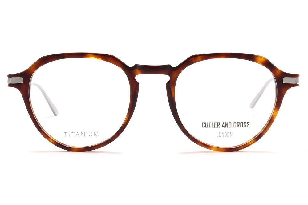 Cutler & Gross - 1302 Eyeglasses Dark Turtle