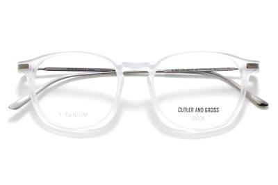 Cutler & Gross - 1303 Eyeglasses Matte Crystal