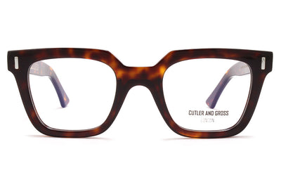 Cutler & Gross - 1305 Eyeglasses Dark Turtle