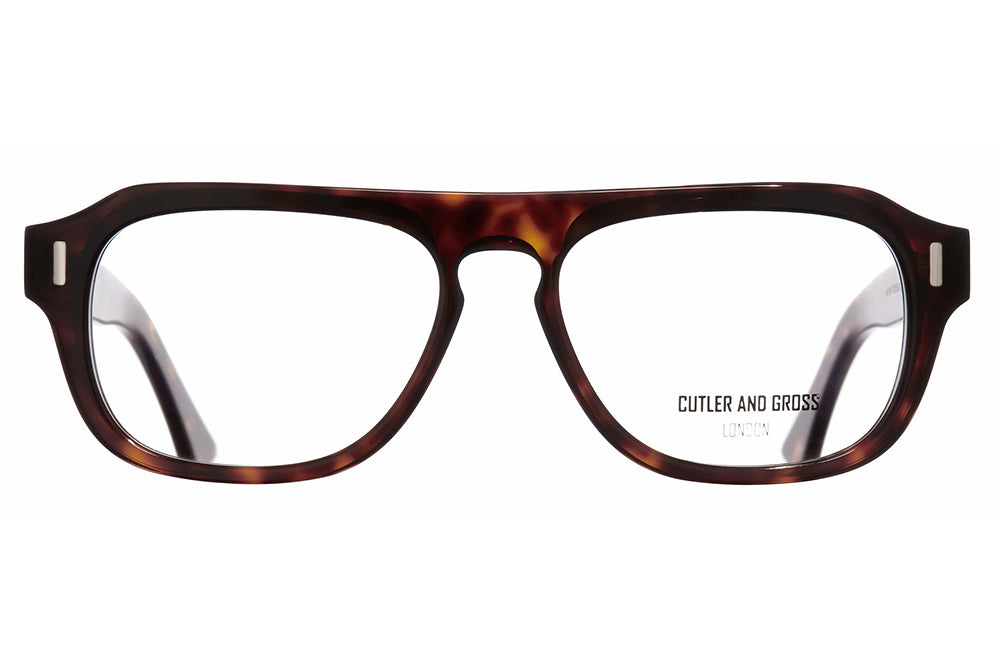 Cutler & Gross - 1319 Eyeglasses Dark Turtle
