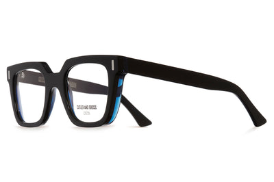 Cutler & Gross - 1305 Eyeglasses Black on Blue
