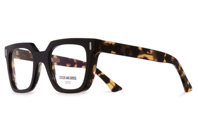 Cutler & Gross - 1305 Eyeglasses Black on Camo