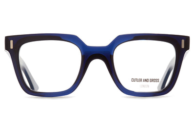 Cutler & Gross - 1305 Eyeglasses Blue Navy