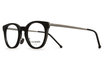 Cutler & Gross - 1275 Eyeglasses Matte Black