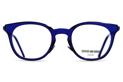 Cutler & Gross - 1275 Eyeglasses Electric Blue