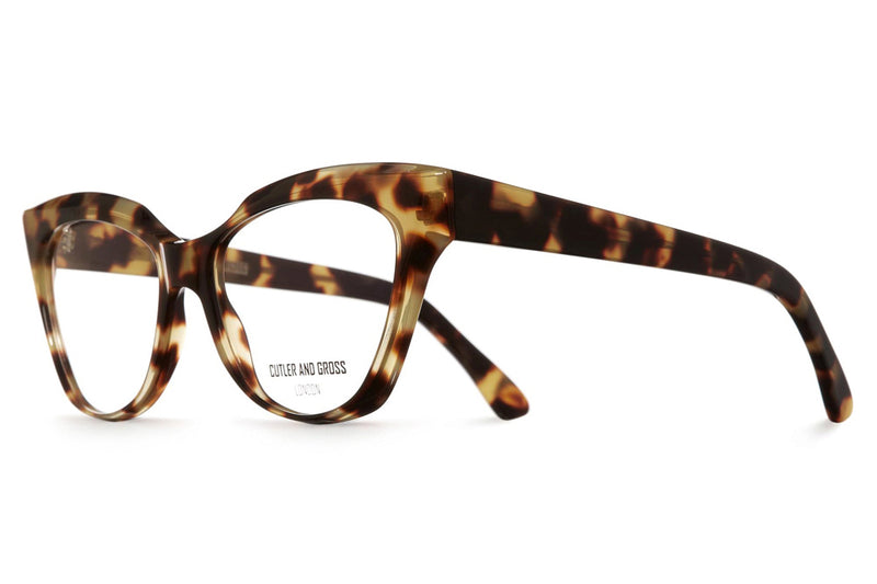 Cutler & Gross - 1288 Eyeglasses Camouflage