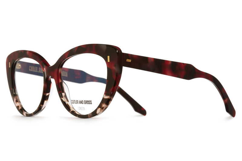 Cutler & Gross - 1350 Eyeglasses Red Summer of 69