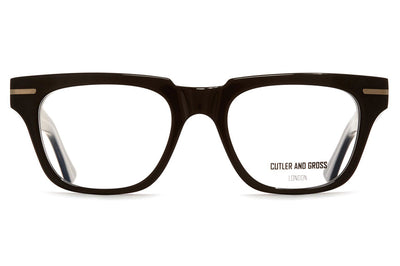 Cutler & Gross - 1355 Eyeglasses Black Taxi