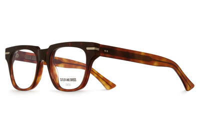 Cutler & Gross - 1355 Eyeglasses Whiskey