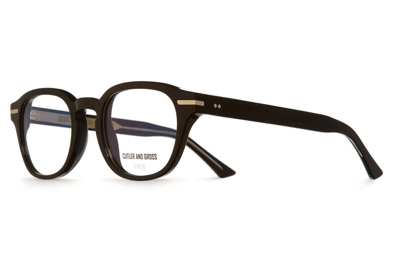 Cutler & Gross - 1356 Eyeglasses Black Taxi