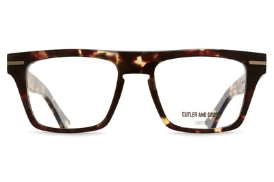 Cutler & Gross - 1357 Eyeglasses Whiskey