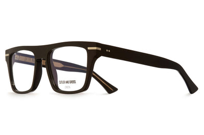Cutler & Gross - 1357 Eyeglasses Black Taxi