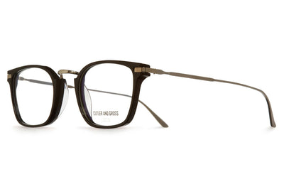 Cutler & Gross - 1358 Eyeglasses Black Taxi