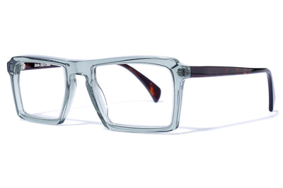 Bob Sdrunk - David Eyeglasses Transparent Grey