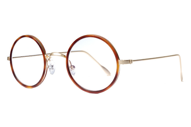 Bob Sdrunk Eyeglasses - Freud Plus Matte Silver/Black