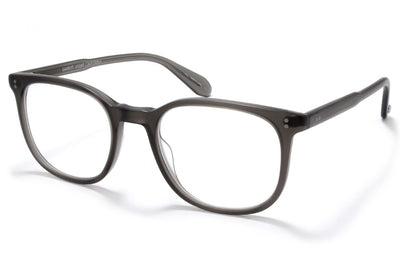 Garrett Leight - Bentley Eyeglasses Matte Grey Crystal