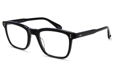 Garrett Leight - Bernard Eyeglasses Black