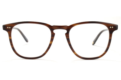 Garrett Leight - Brooks Eyeglasses Brandy Tortoise