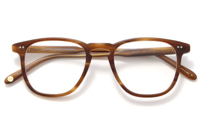 Garrett Leight - Brooks Eyeglasses Matte True Demi