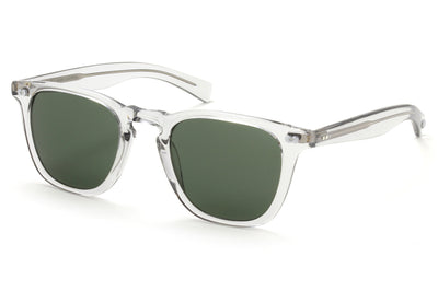 Garrett Leight - Brooks X Sunglasses LLG with Pure G15 Lenses