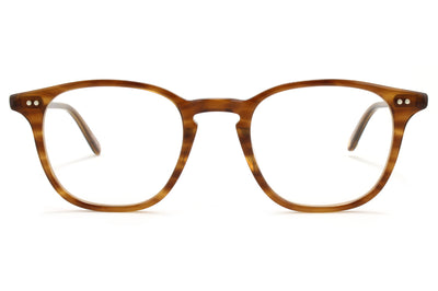 Garrett Leight - Clark Eyeglasses Demi Blonde