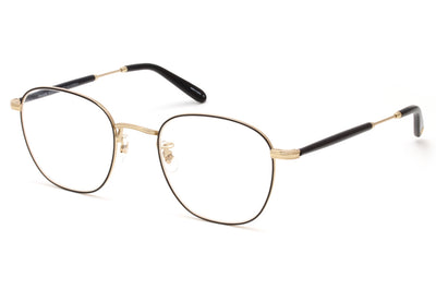 Garrett Leight - Grant M Eyeglasses Gold-Black