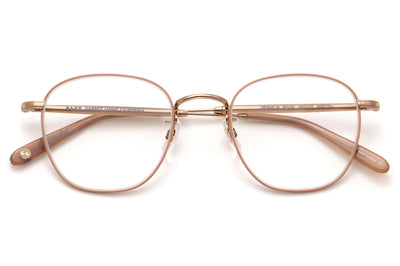 Garrett Leight - Grant M Eyeglasses Rose Gold-Dove