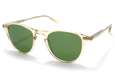 Champagne with Pure Green Glass Lenses