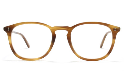 Garrett Leight® - Kinney Eyeglasses Matte True Demi
