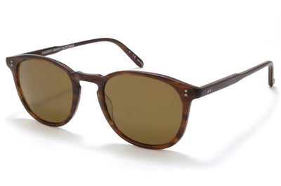 Matte Brandy Tortoise with Brown Polarized Glass Lenses