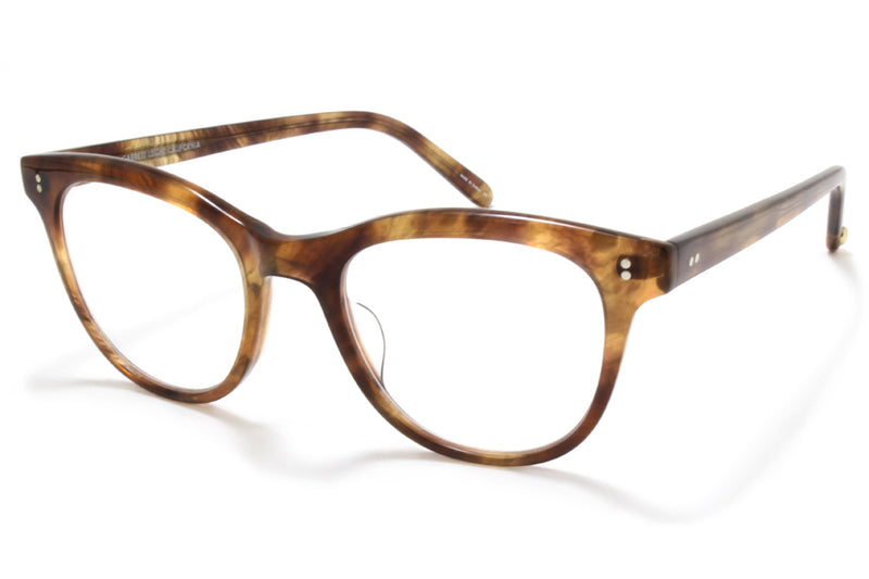 Garrett Leight - Loyola Eyeglasses Feather Tortoise
