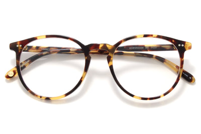Garrett Leight - Morningside Eyeglasses Dark Tortoise
