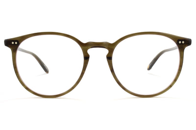 Garrett Leight - Morningside Eyeglasses Olive Tortoise