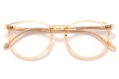 Garrett Leight - Morningside Eyeglasses Pink Crystal