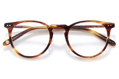 Garrett Leight - Ocean Eyeglasses Chestnut-Gold