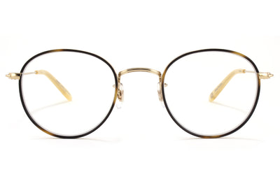 Garrett Leight - Paloma Eyeglasses Tiger Eye-Gold-Toffee