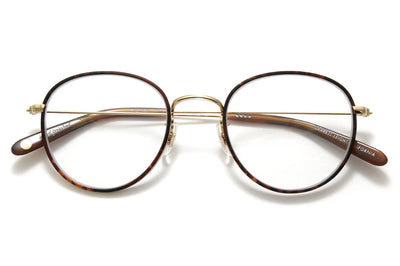 Garrett Leight - Paloma Eyeglasses Red Tortoise-Gold